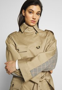 The Kooples - Trenchcoat - beige/grey - 4
