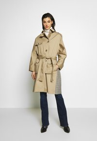 The Kooples - Trenchcoat - beige/grey - 1