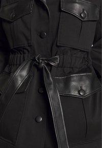 The Kooples - Krátký kabát - black - 6