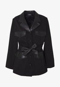 The Kooples - Krátký kabát - black - 5