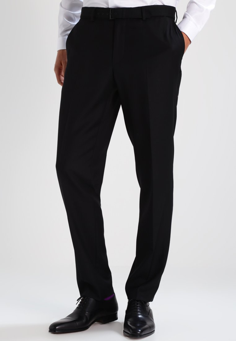 The Kooples - Pantalón de traje - black