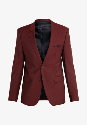 COSTUME - Veste de costume - burgundy
