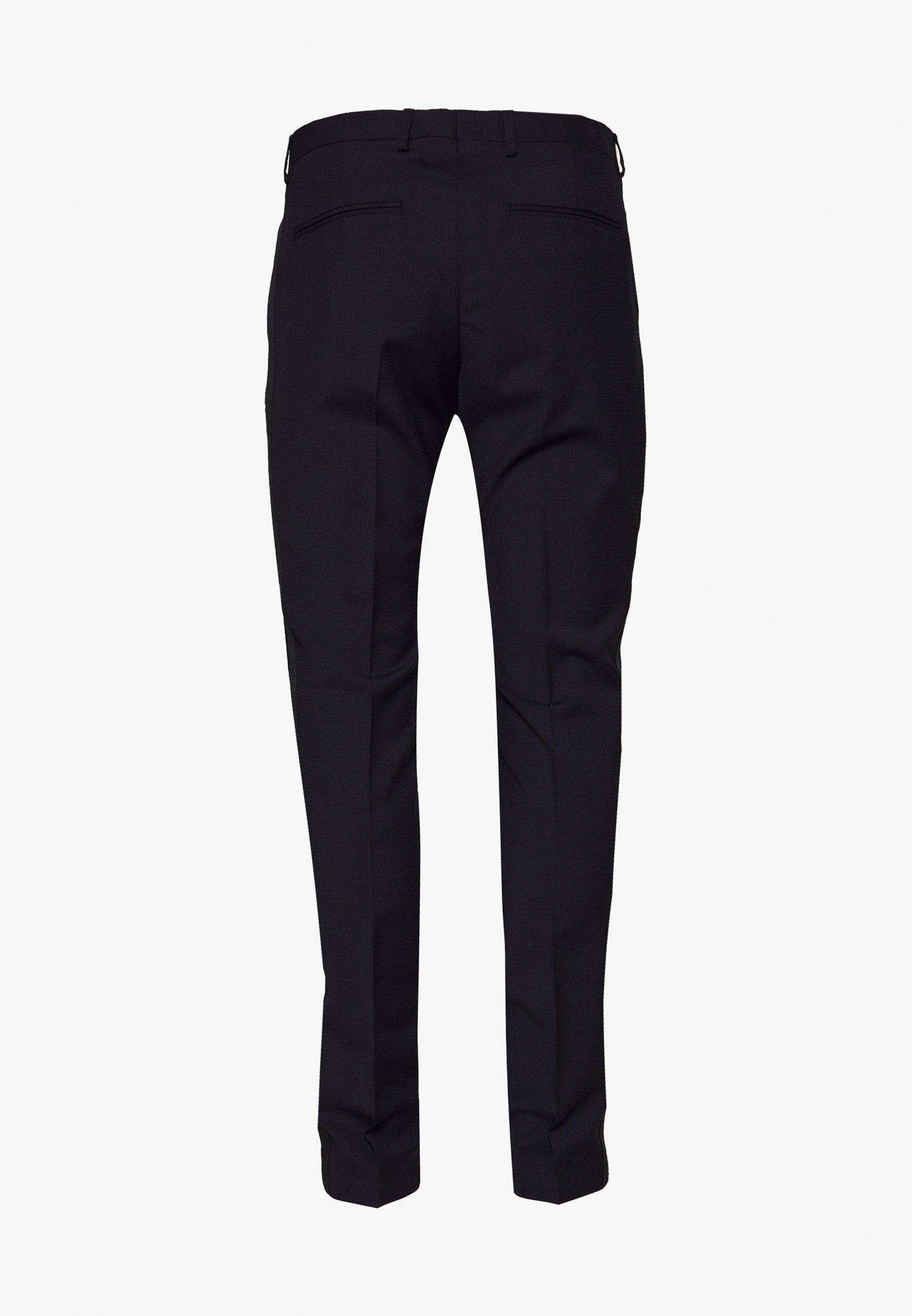 The Kooples Pantalon - Suit Trousers Navy