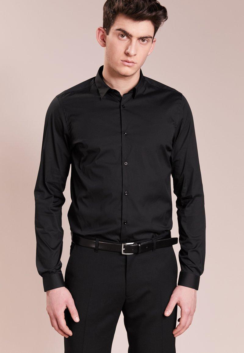 The Kooples - FITTED - Hemd - black