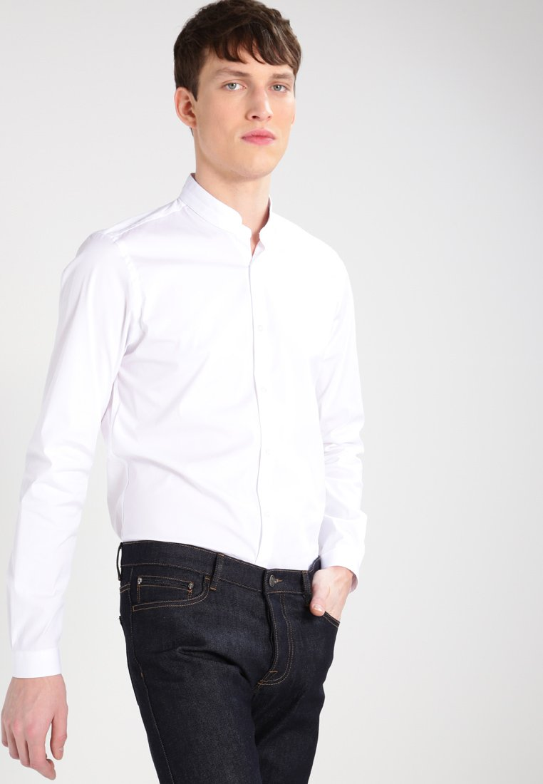 The Kooples - FITTED - Camisa - white