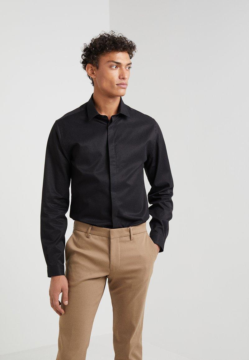The Kooples - Zakelijk overhemd - black