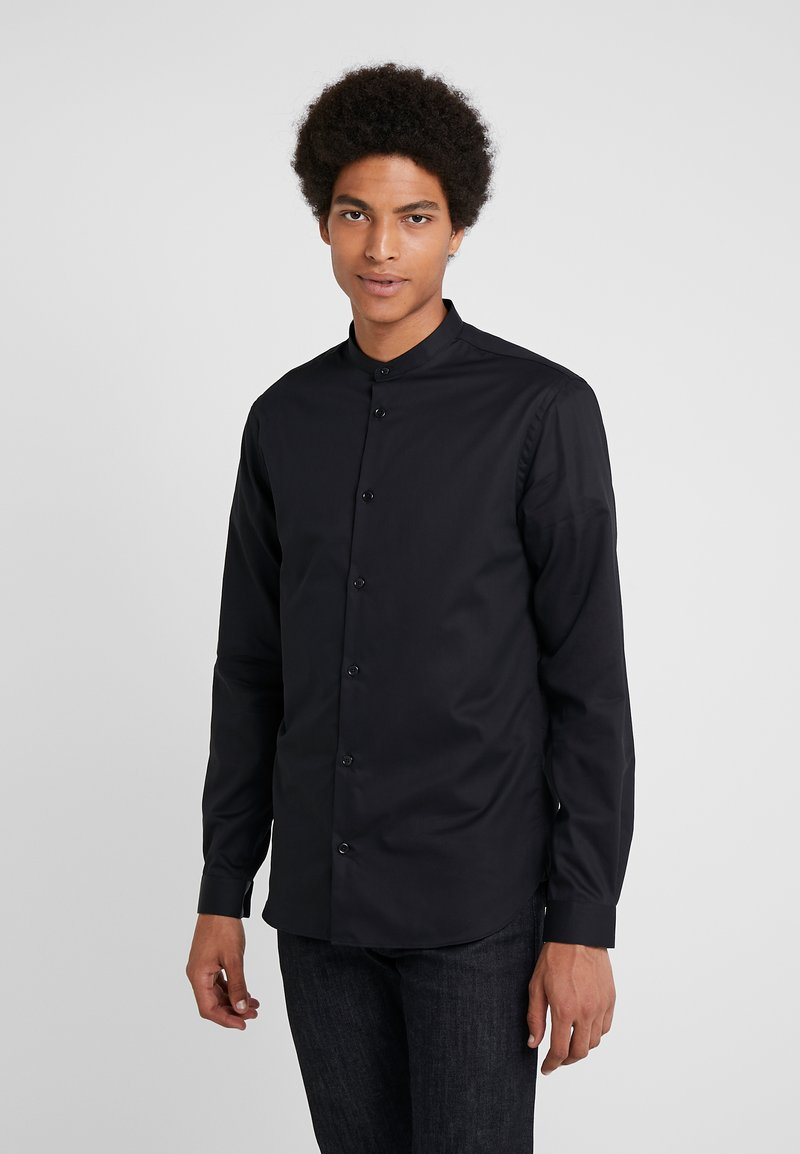 The Kooples - CHEMISE SLIM FIT - Shirt - black