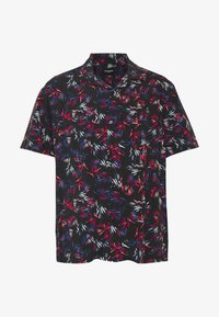 The Kooples - LEAVES CHEMISE - Overhemd - black/red - 4