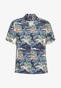 The Kooples - CHEMISE TROPICAL PRINT - Shirt - navy/blue - 5
