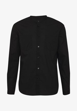 CHEMISE MAO COLLAR - Košile - black