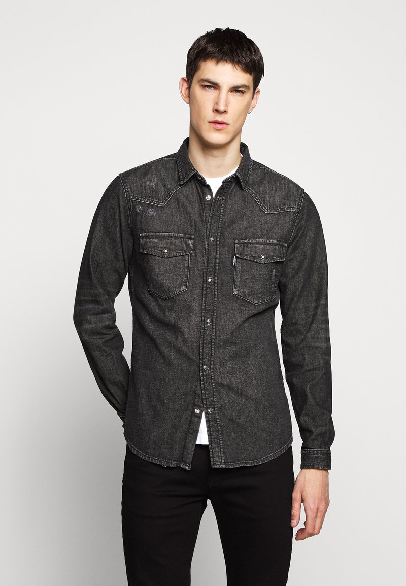 The Kooples - CHEMISE - Chemise - black