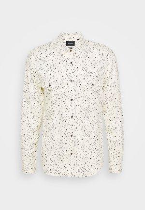 CHEMISE - Camicia - ecru black