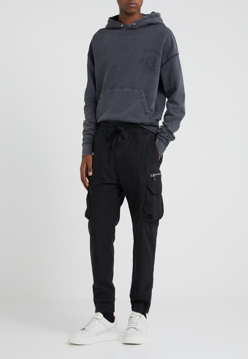 The Kooples - Pantalones cargo - black