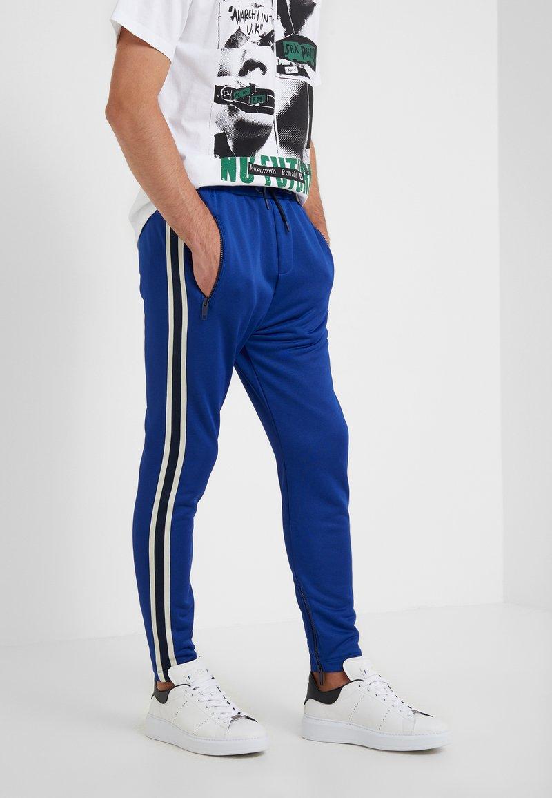 The Kooples - Pantalones deportivos - electric blue