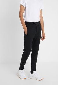 The Kooples - JOGGING - Trainingsbroek - black - 0