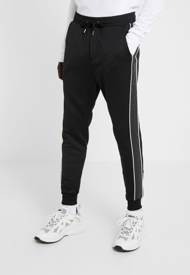 The Kooples - JOGGING - Pantalon de survêtement - black