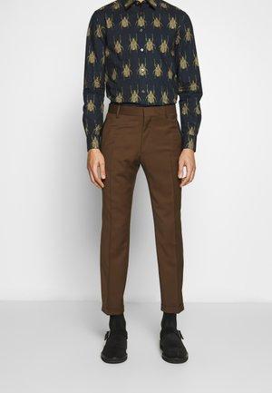 PANTALON SEUL - Spodnie materiałowe - camel