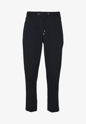 PANTALON - Trousers - dark navy