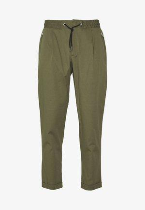PANTALON - Kalhoty - kaki