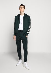 The Kooples - Tracksuit bottoms - night pine green - 1