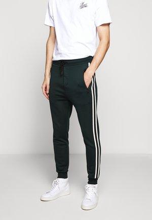 Teplákové kalhoty - night pine green