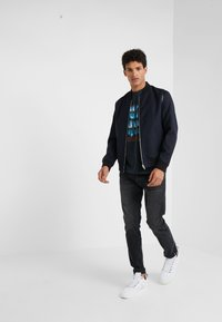 The Kooples - Jeans Slim Fit - black washed - 1