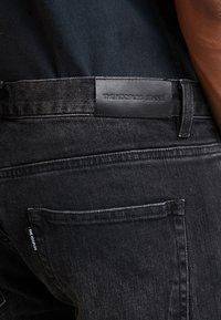 The Kooples - Jeans Slim Fit - black washed - 4