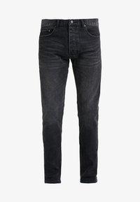 The Kooples - Jeans Slim Fit - black washed - 3
