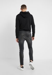 The Kooples - JEAN - Jeans slim fit - grey denim - 2