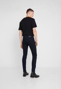 The Kooples - JEAN  - Vaqueros slim fit - blue black - 2