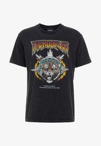 The Kooples - TEE  - T-shirt print - black - 3