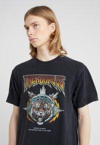 The Kooples - TEE  - T-shirt print - black - 4