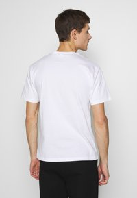 The Kooples - SKULL EMBROIDERY  - T-Shirt print - white - 2