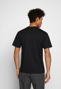 The Kooples - SKULL EMBROIDERY  - T-shirt print - black - 2