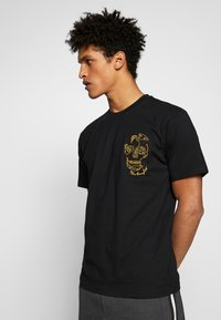 The Kooples - SKULL EMBROIDERY  - T-shirt print - black - 3