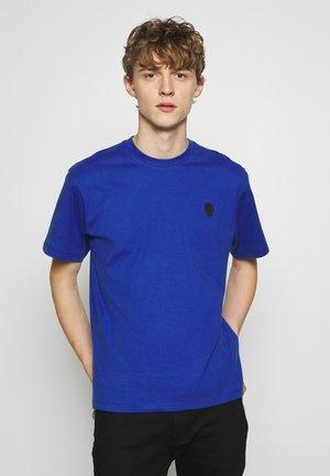 SKULL - T-shirt imprimé - electric blue