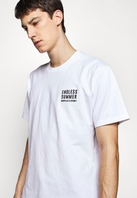The Kooples - T-shirt print - white - 3