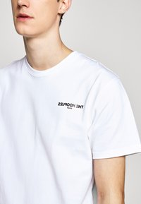 The Kooples - CHEST LOGO - T-shirts print - white - 5