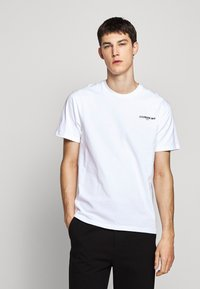The Kooples - CHEST LOGO - T-shirts print - white - 0