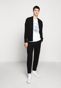 The Kooples - SKULL - T-Shirt print - white - 1