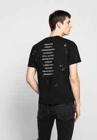 The Kooples - FREEDOM - T-shirt print - black - 2