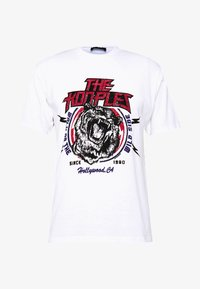 The Kooples - WALK ON THE WILD SIDE - T-shirt print - white - 4