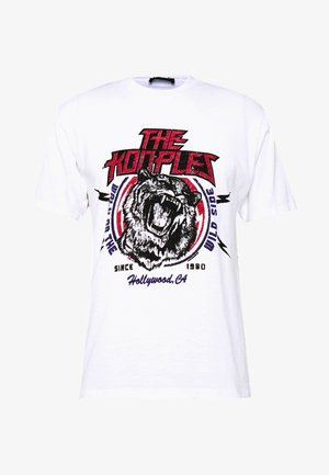 WALK ON THE WILD SIDE - T-shirt print - white