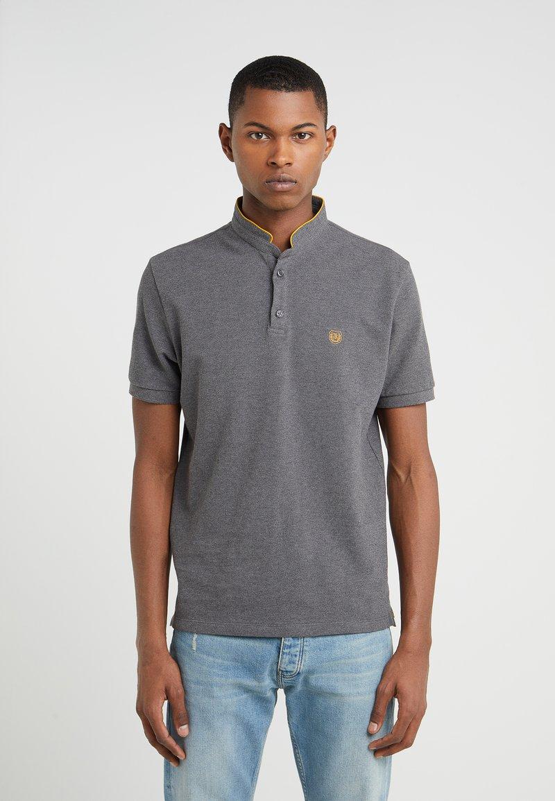 The Kooples - SLIM FIT - T-shirt imprimé - grey