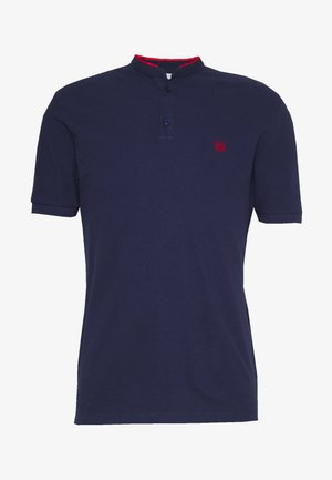 Polo - night blue/king red