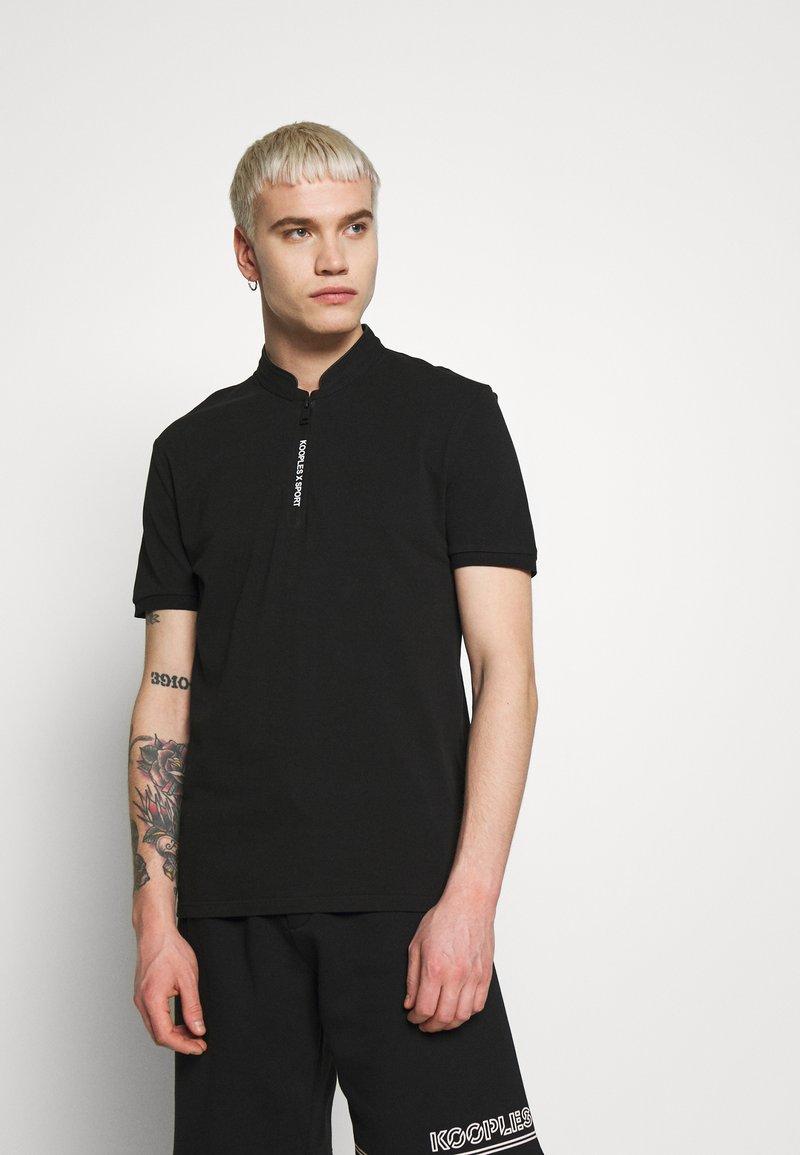 The Kooples - Poloshirt - black