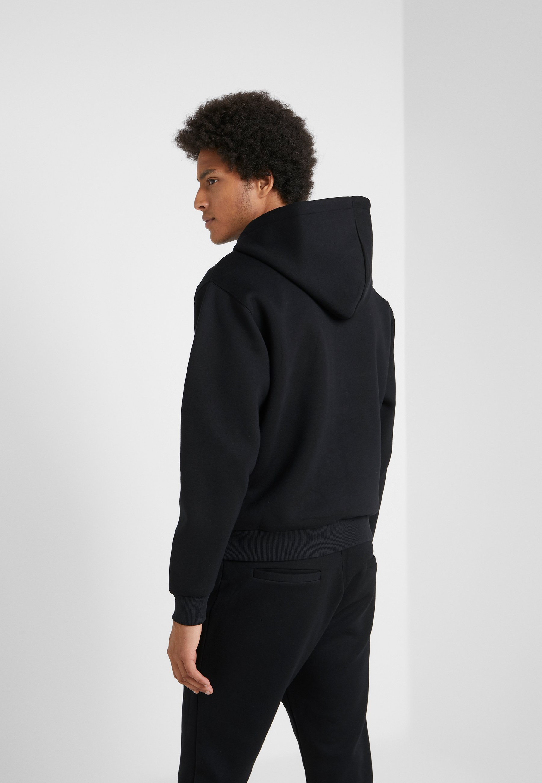 Kooples Sweat Veste The ZippéeBlack En rQCWoedxB