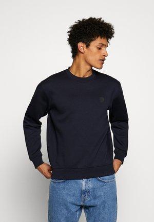 SKULL PATCH  - Sweatshirt - navy