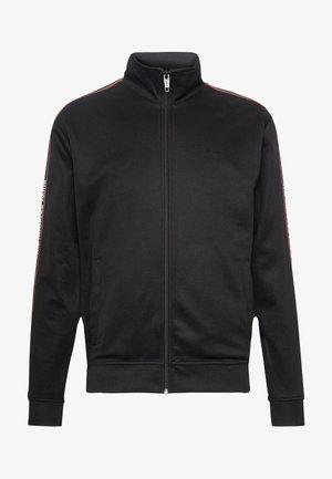 ZIPTHROUGH - veste en sweat zippée - black