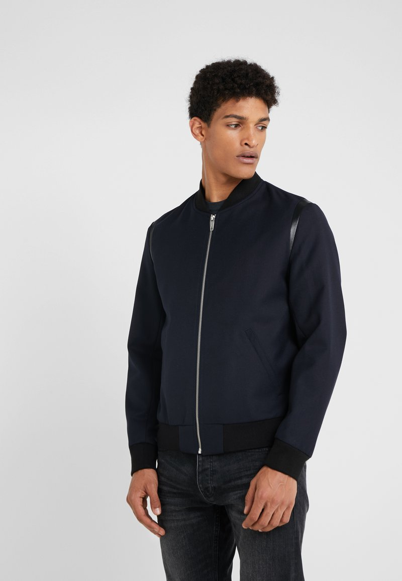 The Kooples - BLOUSON - Bombertakki - navy